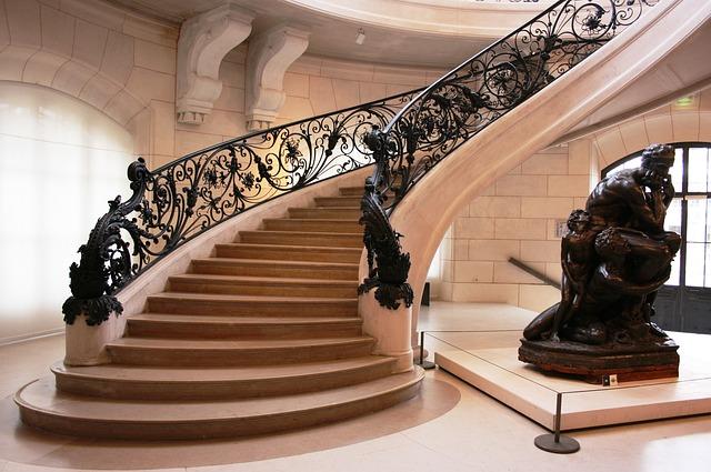 staircase petit palais